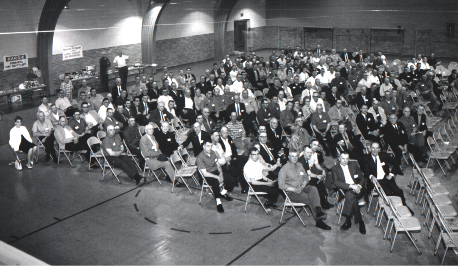 1958 Annual State Convention Williston, ND